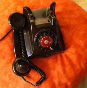 Telefone antigo (foto: Felipe Obrer)