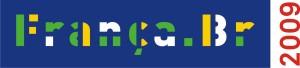 Logomarca França.br - Ano da França no Brasil