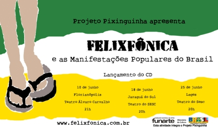 www.felixfonica.com.br (Divulgação - todos os direitos reservados)