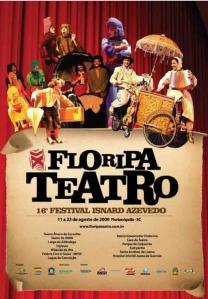 Floripa Teatro - Festival Isnard Azevedo (Divulgação - todos os direitos reservados)