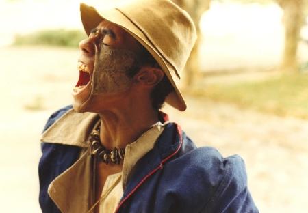 Netto perde sua alma - Foto de Cena (Still de MarcusV - www.mvestudio.com.br - Divulgação - Todos os direitos reservados)