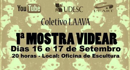 1a Mostra VIDEAR (Divulgação)