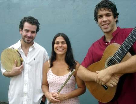 Osvaldo Pomar, Ive Luna e Pedro Cury